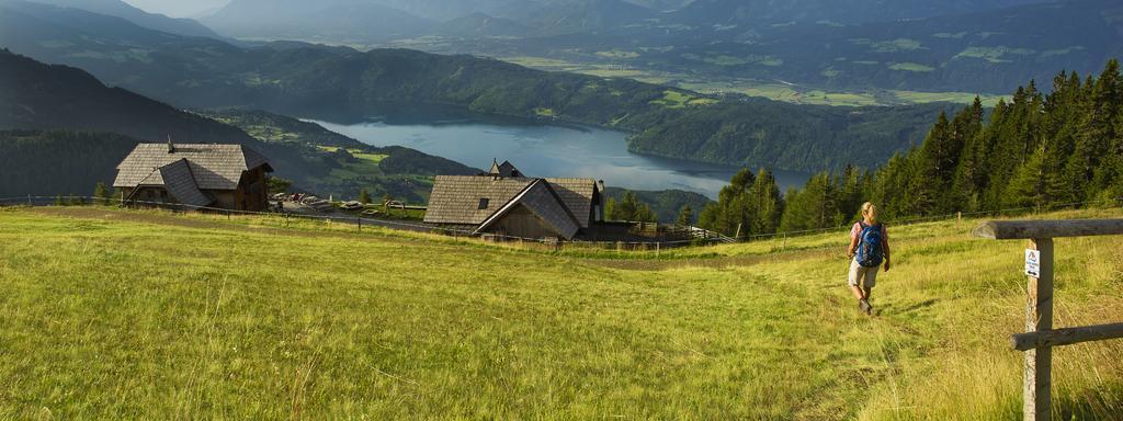 Alpe-Adria-Trail | ©Franz Gerdl/Kärnten Werbung