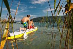 Swimming fun in Carinthia | ©Steinthaler/Kärnten Werbung